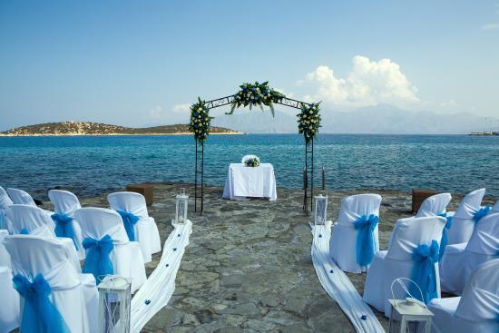 Minos Beach Art Hotel Wedding