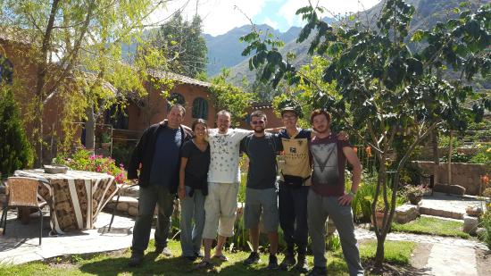 La Capilla Lodge: HAPPY CUSTOMERS