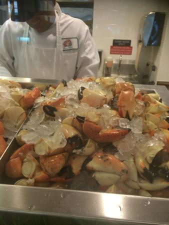 South Beach Stone Crabs
