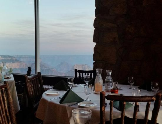 Grand Canyon Lodge Dining Room: Grand Canyon Lodge Dining Part 3
