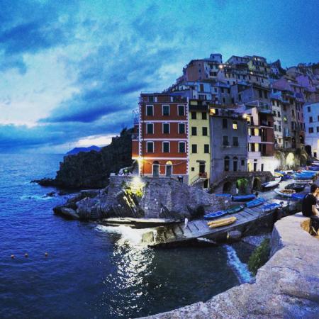 Riomaggiore, Italia: Hermoso lugar!!! Definitivamente recomendable!!