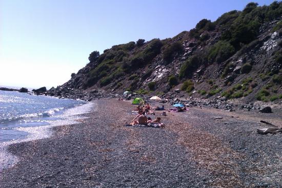 Campo nell'Elba, Włochy: La spiaggia delle Tombe