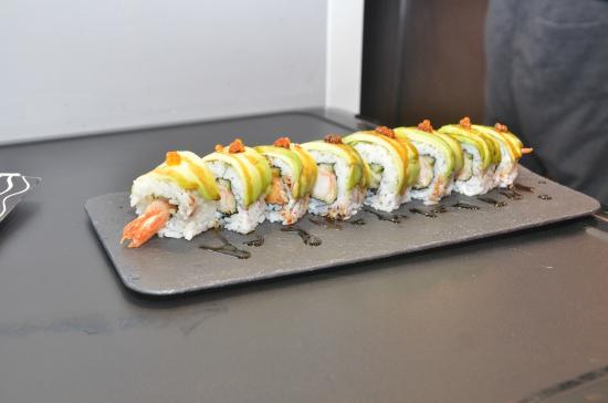 Restaurante q sushi en el puerto de santa mar a con cocina japonesa - Sushi puerto santa maria ...