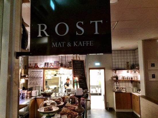 Rost Mat & Kaffe: ROST