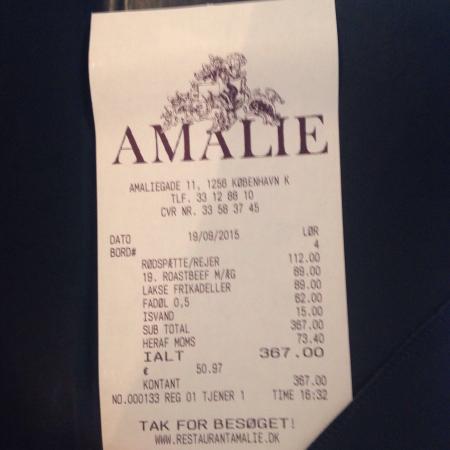 Restaurant Amalie : photo2.jpg