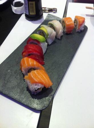 Restaurante q sushi en el puerto de santa mar a con - Sushi puerto santa maria ...