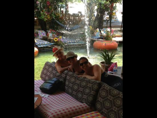 Karbel Beach Hotel: Saklikant