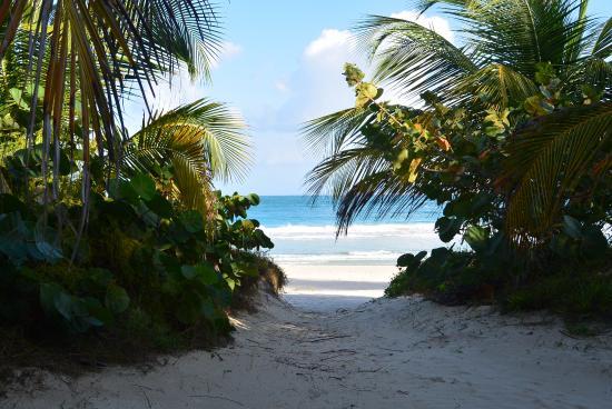 Culebra Beach Villas View To Flamenco From