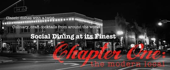 Photo of American Restaurant Chapter One: the modern local at 227 N Broadway, Santa Ana, CA 92701, United States