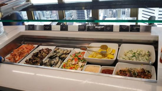 Buffet Seafood Restaurants Sydney