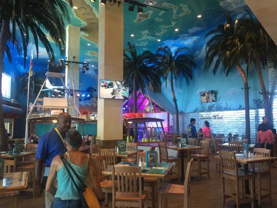 The Margaritaville Restaurant Picture Of Margaritaville