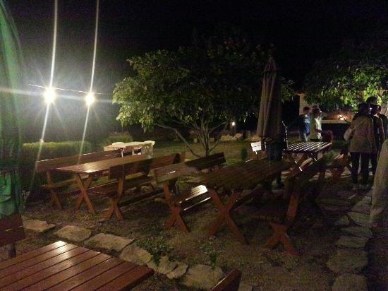 Prizba, Croacia: Paradiso Grill