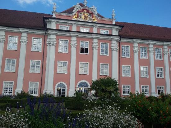 Neues Schloss Meersburg : Palacio