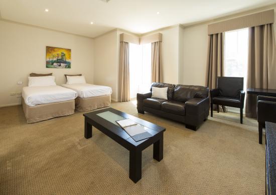Beau Monde International - a boutique Hotel: Premier Suite