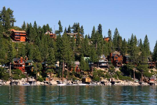 Саут-Лейк-Тахо, Калифорния: Lake Tahoe Homes
