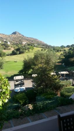 Marbella Club Hotel Golf Resort: Marbella Golf hole 18