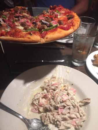 Puglioni's Pasta & Pizza: Delicious!