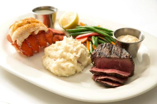 Steak & Lobster - Bild från Houlihan's, Paramus - TripAdvisor