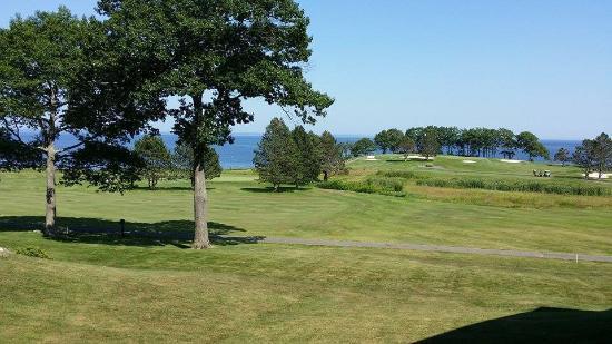 Rockport, ME: Samoset Resort - Golf