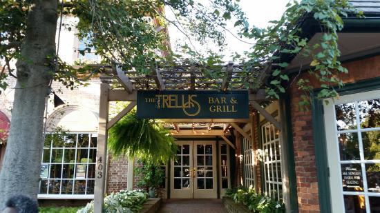 photo0 picture of the trellis bar and grill williamsburg tripadvisor