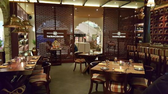 The Bar Picture of The Royal Kitchen Bellagio Boutique