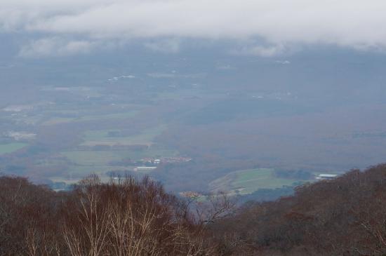 Mt Jeans Nasu : 山頂駅からの眺望