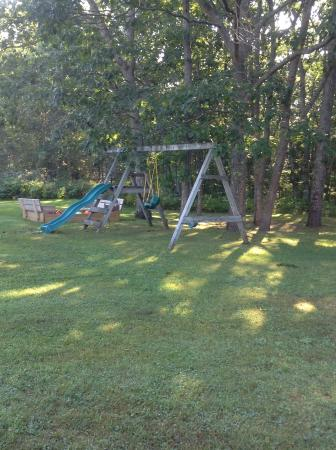 Ocean Woods Resort: Small playground