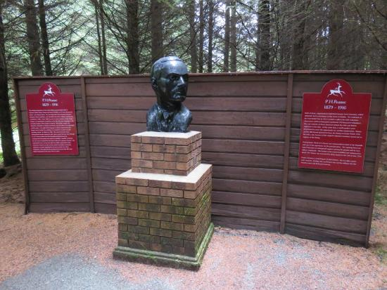 Millstreet Country Park: Stop on the trail