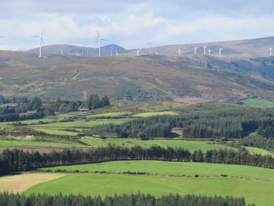 Millstreet, Ireland: Landscape - it was a nice day