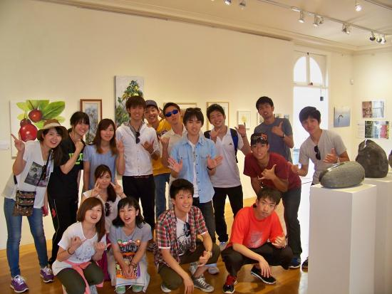Hui No'eau Visual Arts Center : Visit our gallery with a family, class, or group!