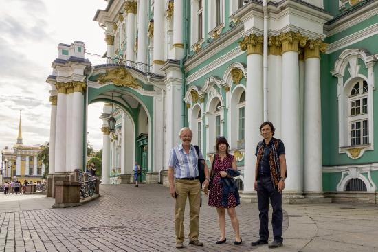 Andrey Vereshhagin- Private Guide in St. Petersburg: After the Hermitage tour
