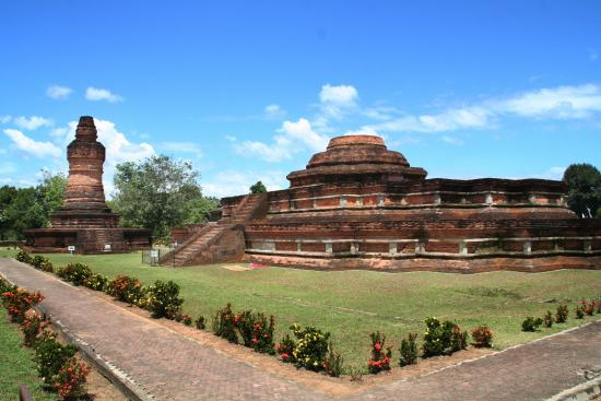 Riau Province, Indonesia: Candi Muara Takus (Muara Takus Temple) XIII KOTO KAMPAR, Kab.KAMPAR, RIAU