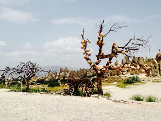 Sato Cave Hotel Bild