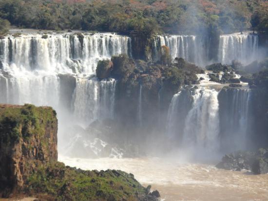 Attraction Review g d Reviews Iguazu Falls Foz do Iguacu State of Parana.