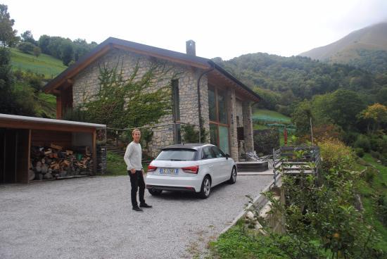 Zelbio, Italien: plenty of parking space