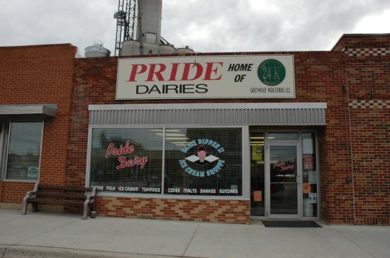 Pride Dairy
