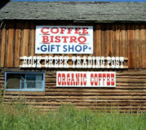 Rock Creek Trading Post & Cafe: The first few years