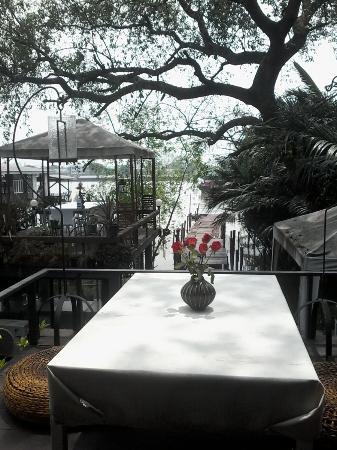 Reflect Restaurant at Bangkok Tree House