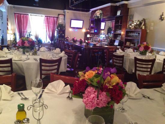 Rehearsal Dinner Restaurants Long Island