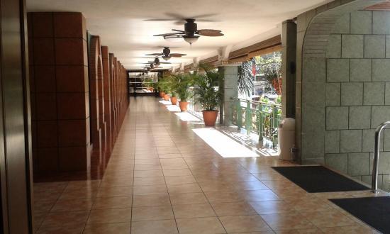 Florencia Plaza Hotel: Instalaciones