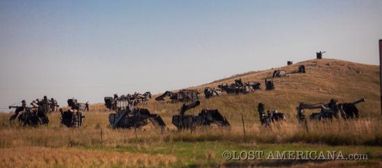 Napoleon, ND: Dinosaurs on the Prairie