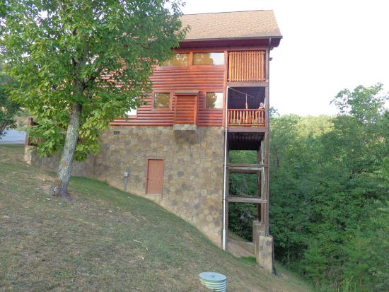 Starr Crest Resort: Woodland Hideaway