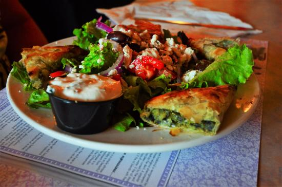Zorbas Greek American Restaurant