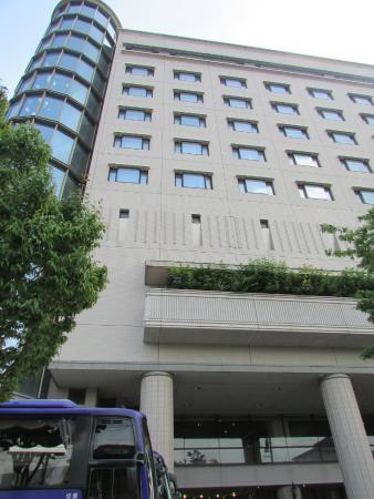 Hotel Crown Palais Chiryu: exterior of hotel