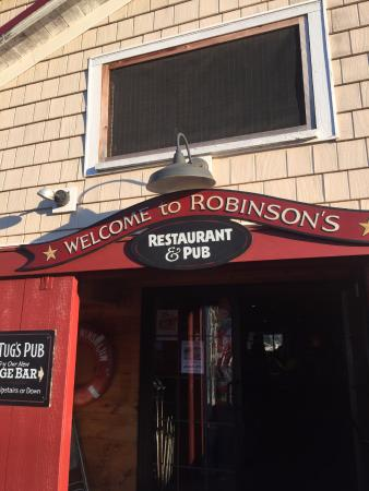 Southport, ME: Welcome to Robinson's