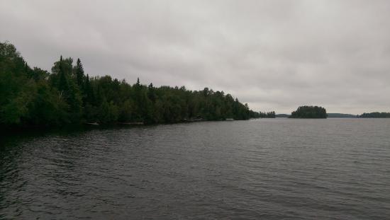 อิลิ, มินนิโซตา: Ahhh, the lake!