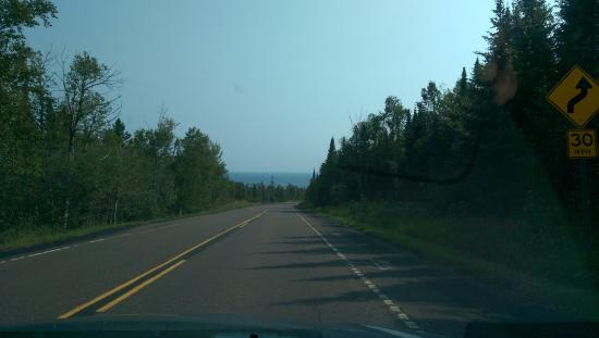 Ely, MN : Nice drive