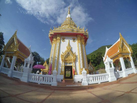 Phra Buddhabaht Phu Kwai Ngeon Footprint