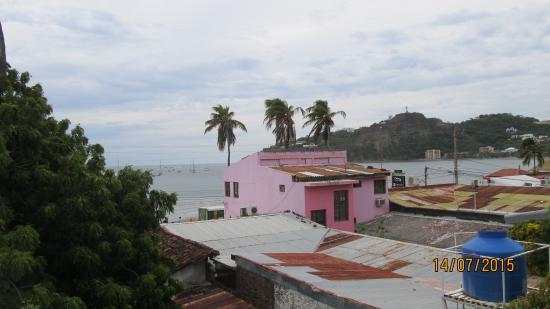 Hospedaje Don Wilfredo : Vista panorámica desde la terraza