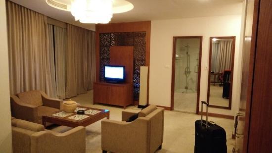 Muong Thanh Grand Ha Long Hotel Ruang Tamu Di Dalam R